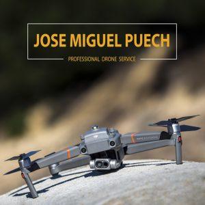jose miguel puech drones